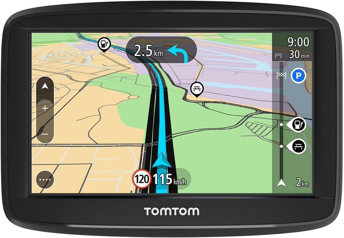 £40 off this TomTom Car Sat Nav Start 42, 4 Inch with EU Maps Speed Cam Alert  #techdeals