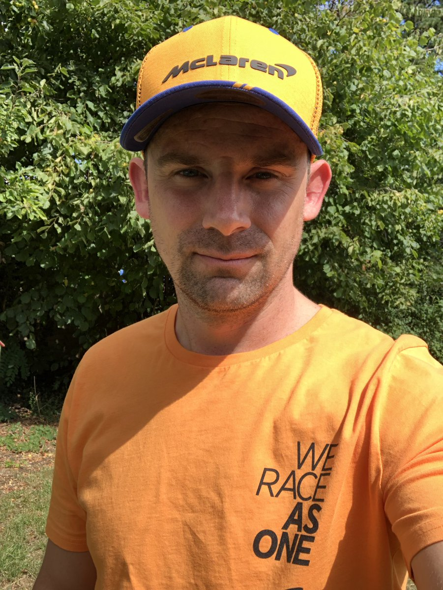 Hope to see you all in your #WeRaceAsOne gear again this weekend. You're gonna need it, trust us. 😉🧡  All profits go to charities, including 50% to @MindCharity. Shop now.🛒➡️ https://t.co/jB8y3Zac8g https://t.co/NiavG1Ffpb