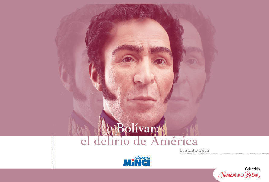 #PublicacionesMippCI 📚   Bolívar: el delirio de América. Descargue aquí 📥 https://t.co/tovUiH7Ick https://t.co/C5HiFsSp20