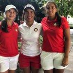 Image for the Tweet beginning: 6 jugadoras sudamericanas presentes desde