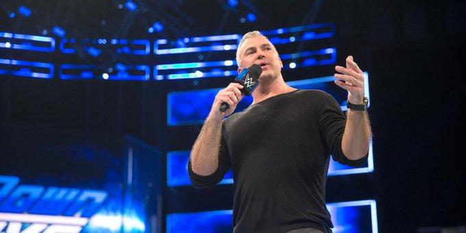 Shane McMahon estará presente no RAW