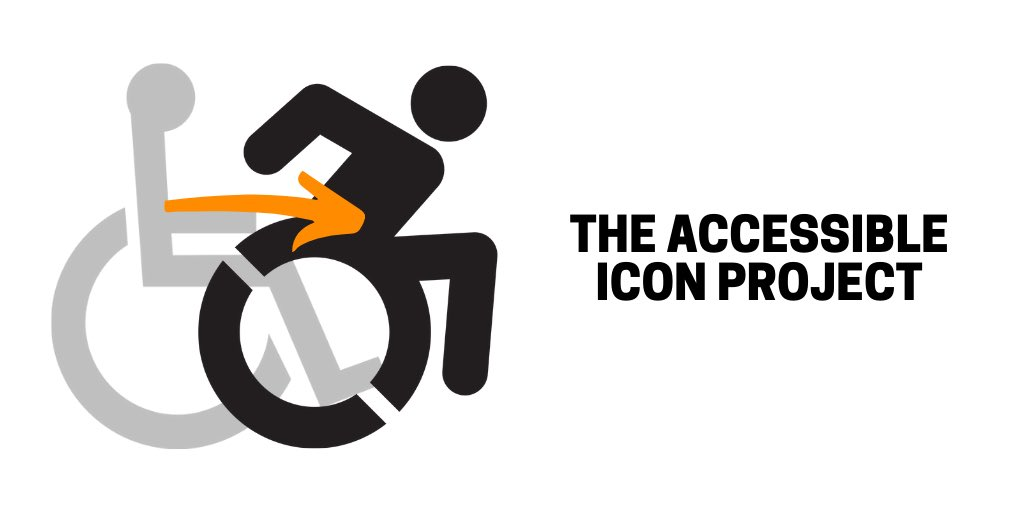 Have you seen the new symbol of access? ♿️ For more info ➡️ link in bio! #ada #disability #disabilities #disabilitylife #accommodation #accessibility #accessibilityforall #equalopportunity #mobility #wheelchair #wheelchairlife #wheelchairlifestyle https://t.co/sCocs3JcfK