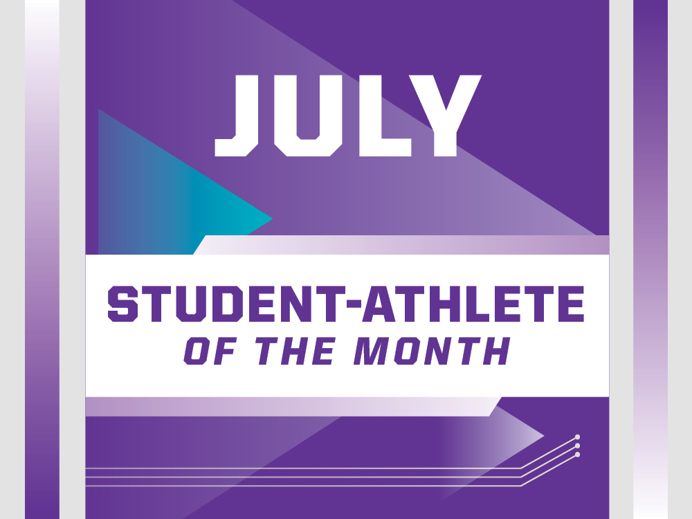 AN ULTIMATE SUMMER HONOR (AND A HOCKEY ONE AS WELL)! Summer hasn't stopped us from honoring our July Student-Athletes of the Month: @GCUWomensHockey 's Rian Braun and @GCUUltimate's Jacob VanGerpen! Read on: https://t.co/oBFRlGS1VD #LivetheLopeLife #LopesRising @achawomensd1 https://t.co/Ar9Iv2gfFH