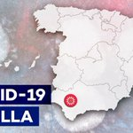Image for the Tweet beginning: COVID-19 Municipio de Sevilla Datos actualizados