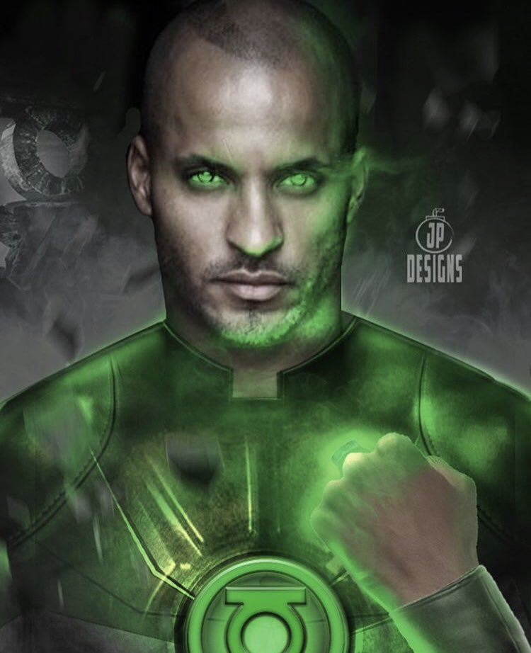 @AndreWhittleFam @rickysource @MrRickyWhittle @Bosslogic Ricky is the best actor for Green Lantern for when that script and that director, who are waiting to create the next world success! #FanArt #JessicaPerez https://t.co/5WneHBxnq4