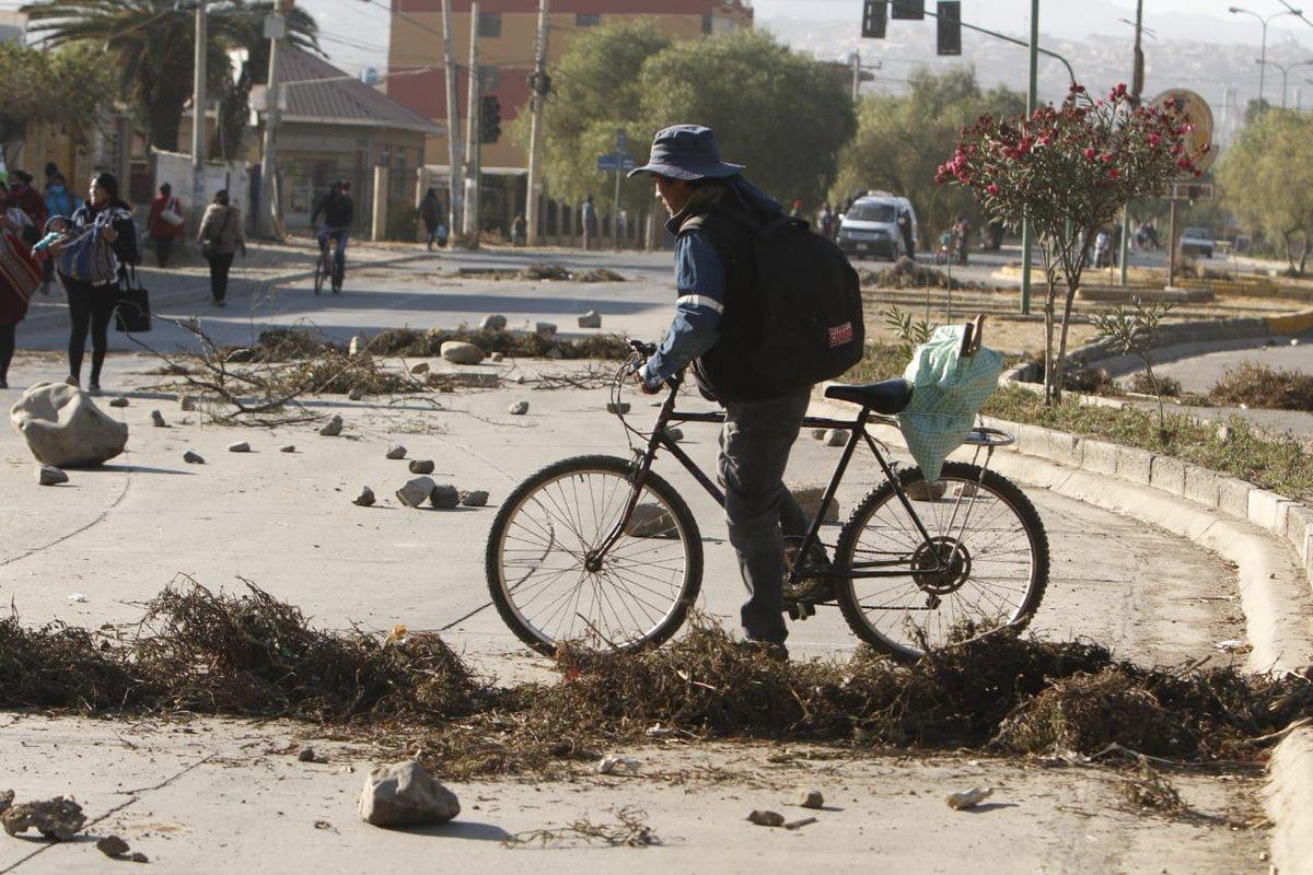 """Opinión Bolivia on Twitter: """"El comandante de la #Policía, Javier ..."""