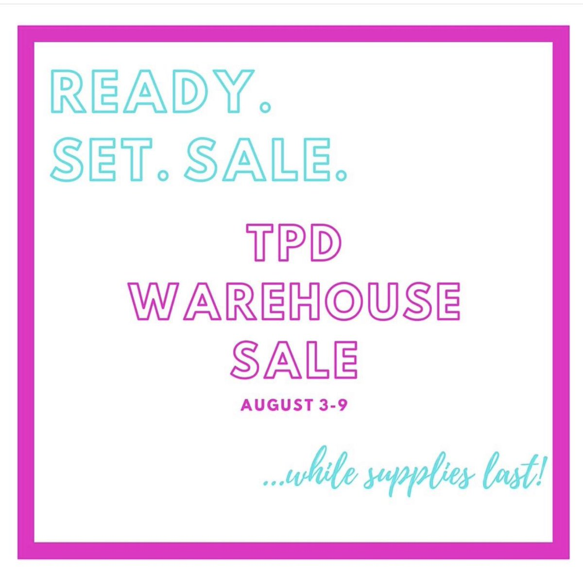 Our Warehouse Sale is up and running!   Up to 40% off!  Hurry! Everything will go fast!  https://t.co/NnxjM940hG https://t.co/7i4x7JS4fd
