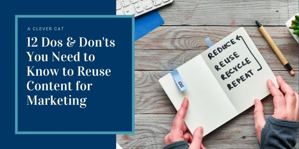 Before you get started with repurposing, there are some things you need to know about reusing content to make it effective for your business. Read more https://bit.ly/3cJDGEZ  #contentstrategy #NoMoreOneAndDoneContent #contentmarketing #contentcreation #contentrepurposingpic.twitter.com/ClY5WdRzJ0