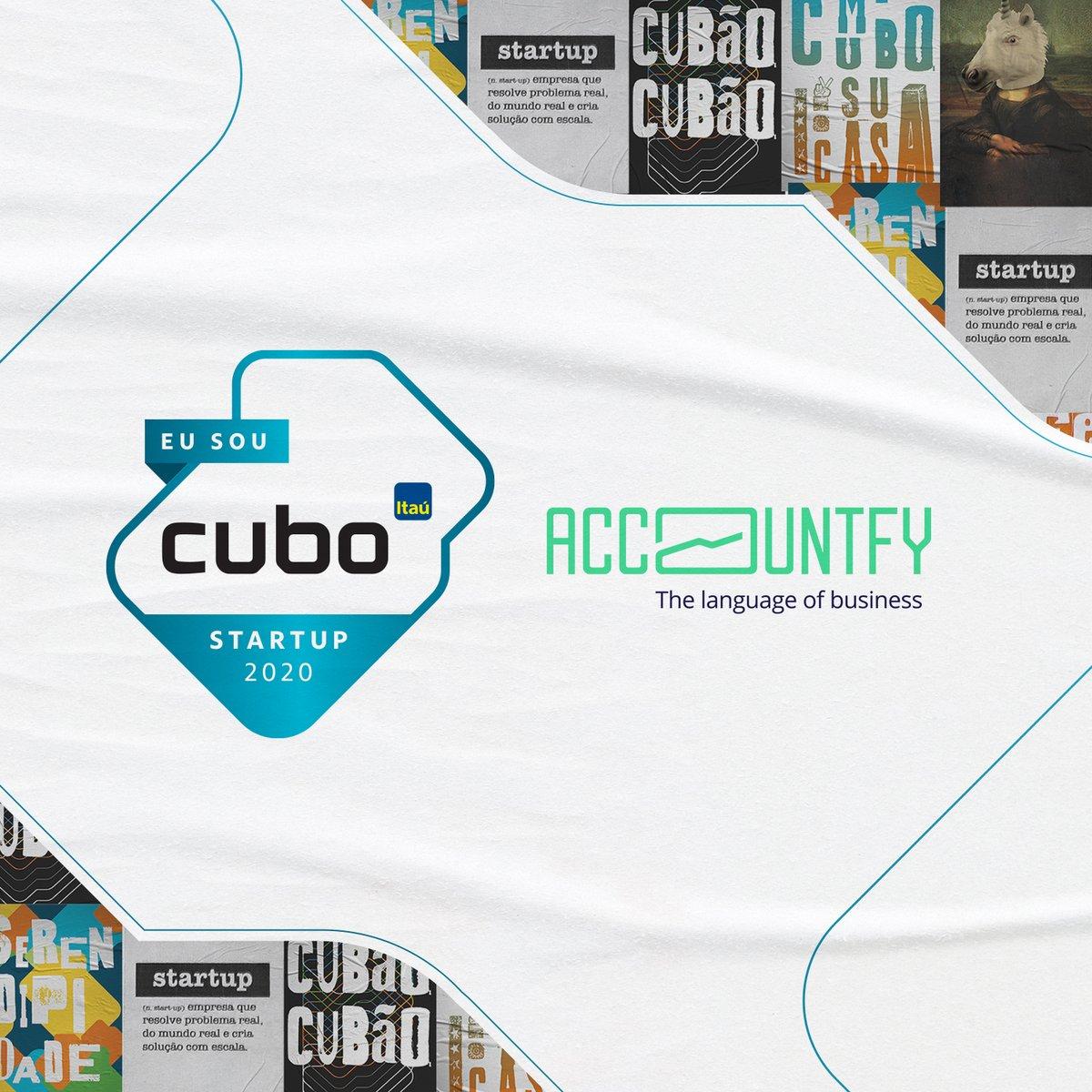 #VocêSabia que o @accountfy  faz parte do @cubo_network, maior centro de empreendedorismo tecnológico da América Latina?!  O Cubo Itaú é a casa de algumas das mais relevantes startups brasileiras! É uma honra compor esse ecossistema! #fintech #startuppic.twitter.com/LXv5pPet3n