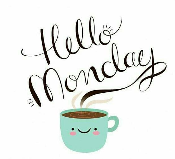 Happy first Monday of August! Let's make this week count!  #happymonday #goodmorning #coffeeaddict pic.twitter.com/NKQyjvZ4Ja