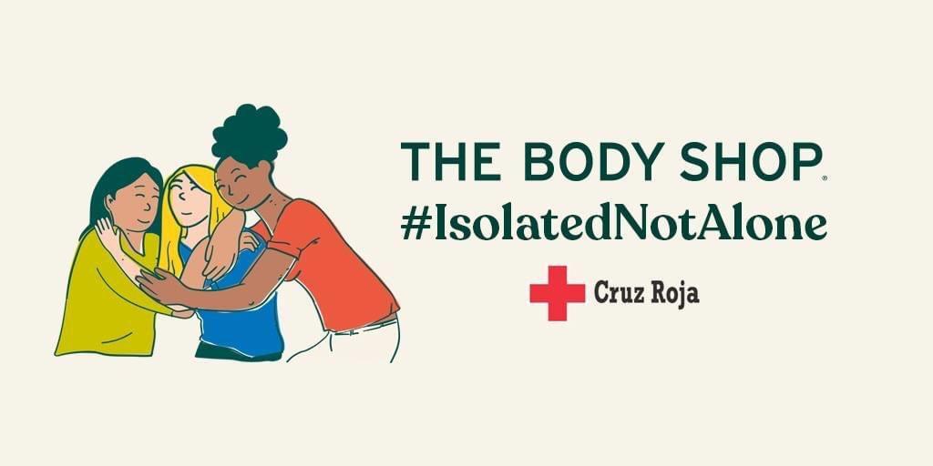 Por cada Body Butter vendida en sus tiendas físicas y online,@TheBodyShopSP donará ese mismo producto a mujeres víctimas de violencia de género, que son atendidas en nuestros programas en Cruz Roja. Puedes colaborar hasta el próximo 7 de Septiembre. https://t.co/zBuhlLcidl https://t.co/CB57Q69DzL