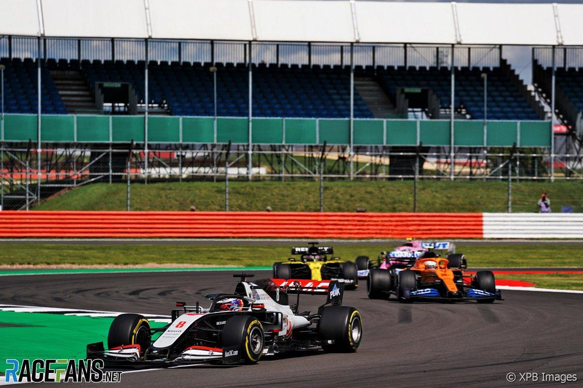 Drivers to debate 'weaving' rules further following #Grosjean incidents | 2020 #BritishGrandPrix https://t.co/FFhxNytcDq https://t.co/1mKbD5E7gw