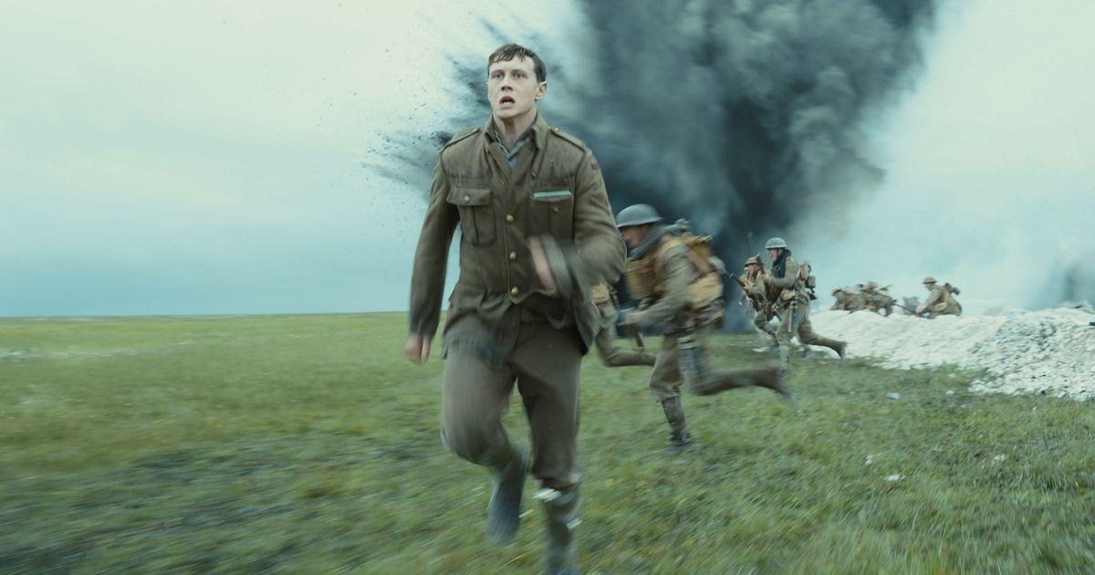 1917: Una de las películas de guerra más emocionantes de los últimos años, que ganó los premios a la mejor película en la categoría de drama y a mejor director en los Golden Globe Awards. Más películas y series que llegan a Amazon Prime en agosto aquí: bit.ly/39OvkLK