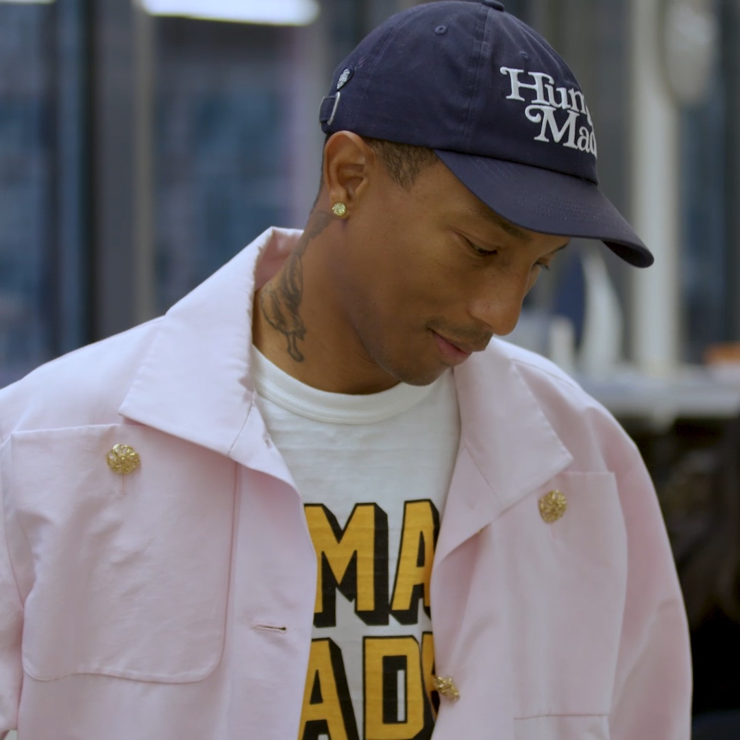 Follow Pharrell Williams in the ateliers of the embroiderer and tweed maker House of Lesage, hatmaker House of Michel and feather and flower maker House of Lemarié for System Magazine around the moment of the Paris — 31 rue Cambon 2019/20 Métiers d'art collection creation. https://t.co/3YRIpsWSMs