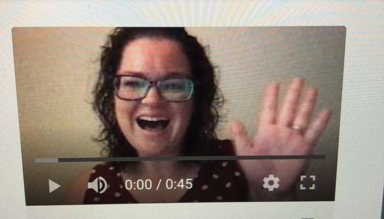 Anyone else seem to look like this in YouTube thumbnails? 😂 my kids sometimes tell me I need to lay off the coffee #lovetoteach #makingyoutubevideos #TeacherLife https://t.co/ucTnvoK9Qn