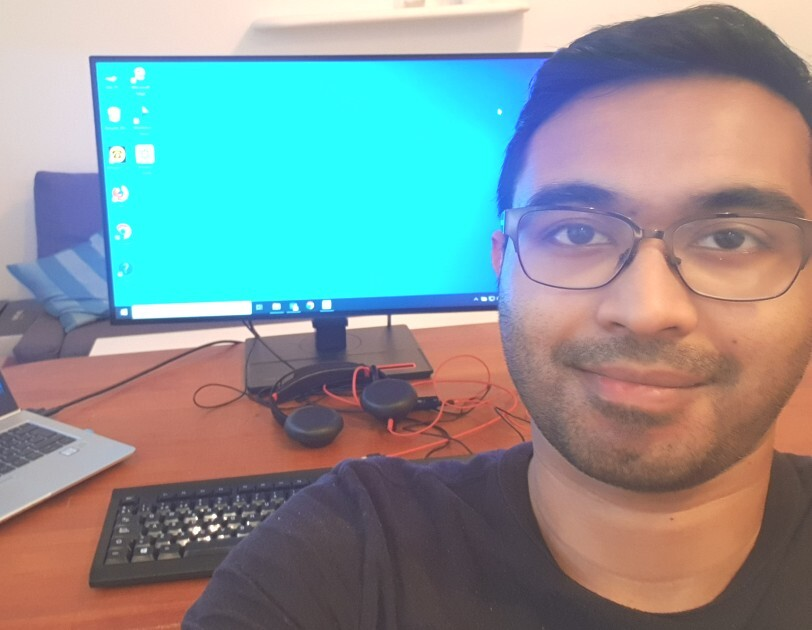 Meet Nitin, one of the 8,000 participants in Amazon's virtual internship program who's already working on big projects. Read more ➡️ https://t.co/R0UGQ7ojWh https://t.co/5o3Rbxuv9M