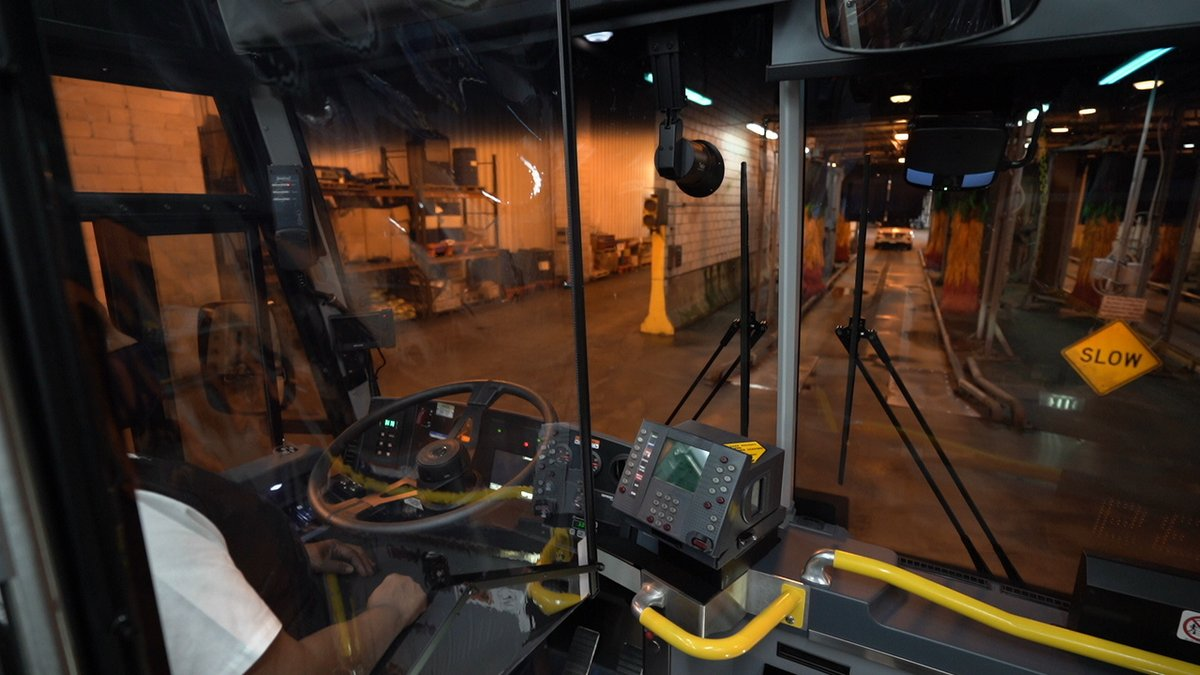 Nj Transit On Twitter Nj Transit Is Resuming Front Door Boarding And Collection Of Cash Fares Starting Today On Buses With Protective Barriers Installed Around The Bus Operator To Protect Customers And