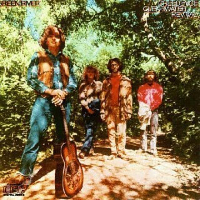 "3 August 1969, Creedence Clearwater Revival released their third studio album ""Green River"" https://t.co/kjGYz1bI11"