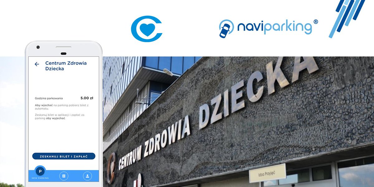 New #DigitalParking lot in #Warsaw is now available for the #NaviPay #app users! Park near #CentrumZdrowiaDziecka - the largest pediatric healthcare institute in #Poland and benefit from innovative #SmartParking solutions and #contactless mobile payments.  https://www.linkedin.com/posts/naviparking_coronavirus-naviparking-contactless-activity-6696047269420023808-SMT_…pic.twitter.com/h41z5fiMk3