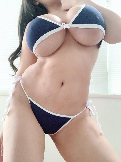 AV女優さくら悠のTwitter自撮りエロ画像19