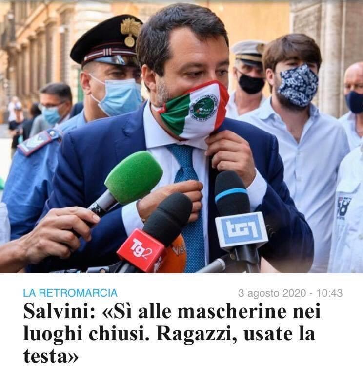 #SalviniPagliaccio