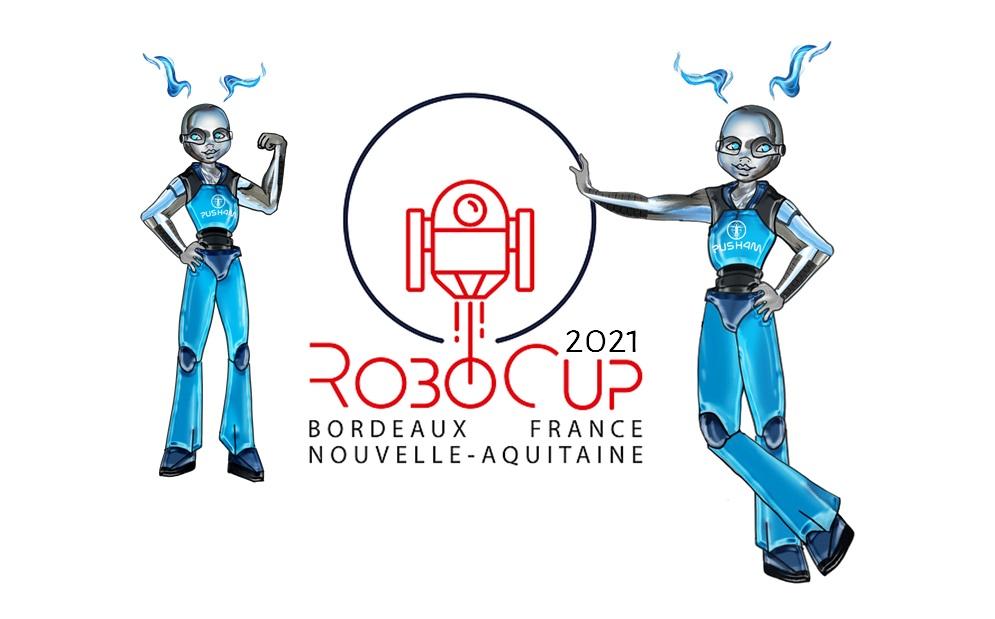 Et c'est reparti pour la @RoboCup2021 la + grande compétition de #robotique & d'#intelligenceartificielle au monde ! Organisée par la @robocup_org elle se déroulera du 22 au 28 juin 2021 au Parc des Expositions de @BxMetro et @Push4mSas en sera ! ✌️ https://t.co/RTC63Ctgpc