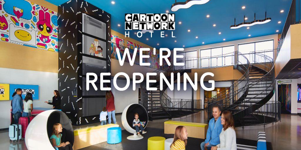 Cartoon Network Hotel Cnhotelofficial Twitter