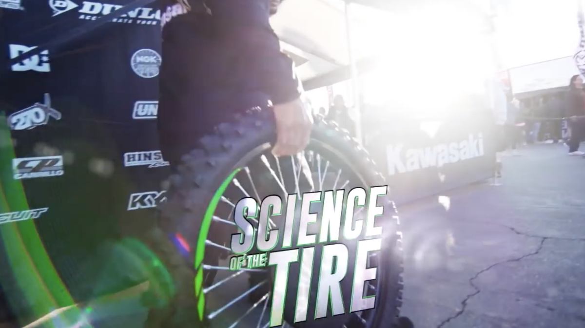 In this episode of @RaceKawasaki Science of Supercross Rewind♻️, we learn about the science of the tires! #SupercrossLIVE youtube.com/watch?v=JadETg…