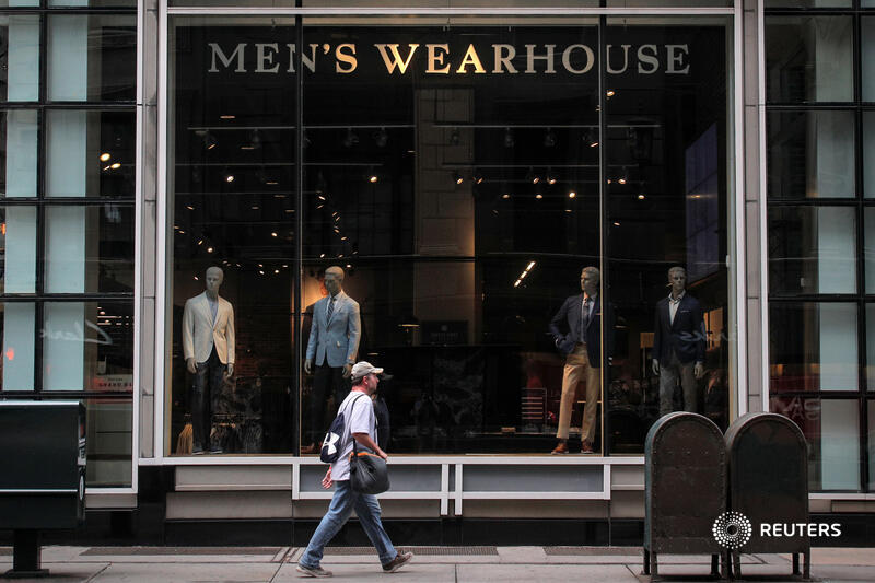 The parent company of Men's Wearhouse filed for bankruptcy after Covid-19 halted in-person shopping and a need for suits. Just six years ago it was a Wall Street plaything. It's a reminder M&A games are no match for good strategy, writes @TheRealLSL. https://t.co/VyP92Bor4P https://t.co/ix71cpjDxa