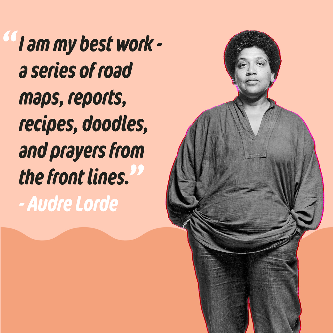 Self-work is all about self-love. You ARE your best work.   #motivationalmondays #audrelorde #healing #communityhealing #communityintervention #selflove #familylove #communitylove #health #positivity #affirmations #nomoreviolencepic.twitter.com/It4DolSEpm