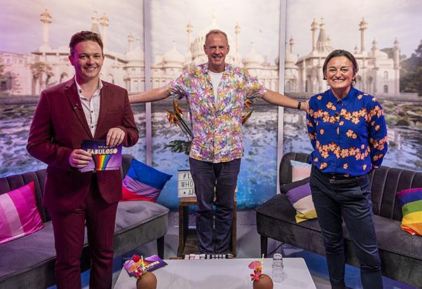 -@PrideBrighton's Digital #Pride Festival #WeAreFABULOSO raises an epic £13k (and counting!) for @BH_RainbowFund 👏👏 Full story 👉https://t.co/Pe68NYK7jr. #Brighton #LGBTQ #PRIDE2020 #LGBT #community https://t.co/UZuez42wSk