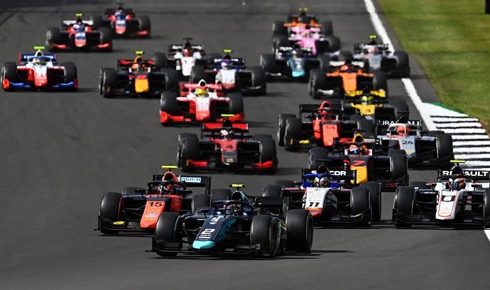 #F2 #BritishGP | Mazepin y Ticktum se estrenan en Silverstone https://t.co/ZIZ2vWDGhd https://t.co/sGCaBpbapO