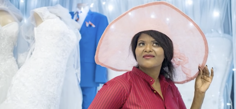Women Unlocked: Picking up the thread of creativity restored the happiness of this hat-maker. #womensmonth2020 #ECRWomenUnlocked ecr.co.za/lifestyle/fami…