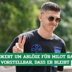 Image for the Tweet beginning: Platzt der Wechsel zu #RBLeipzig?