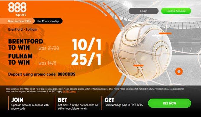 888 Sport Price Boost