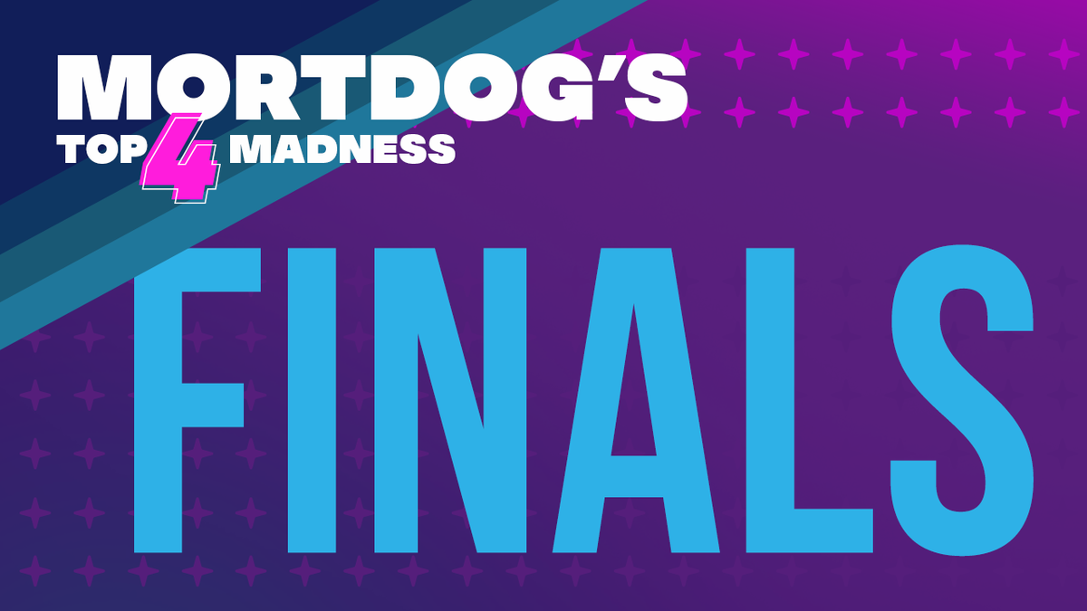The weekend may be over, but the chaos from @Mortdogs Top 4 Madness still lingers on in our hearts. 💜 If you missed any part of either #TFT broadcast, weve got VODs from BOTH days ready for your eyes below! Top 32: youtu.be/fuUl0MI2gtg FINALS: youtu.be/bt5aEXUc3z8
