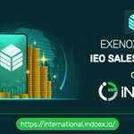 Image for the Tweet beginning: Our IEO is live on