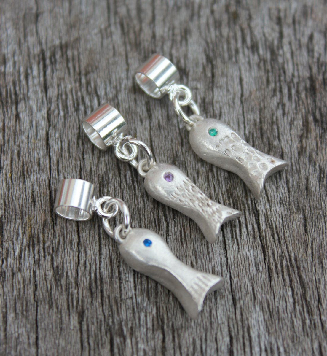 Just added these Pandora charm #fish to my online shop. Just so sweet! etsy.com/uk/listing/834…