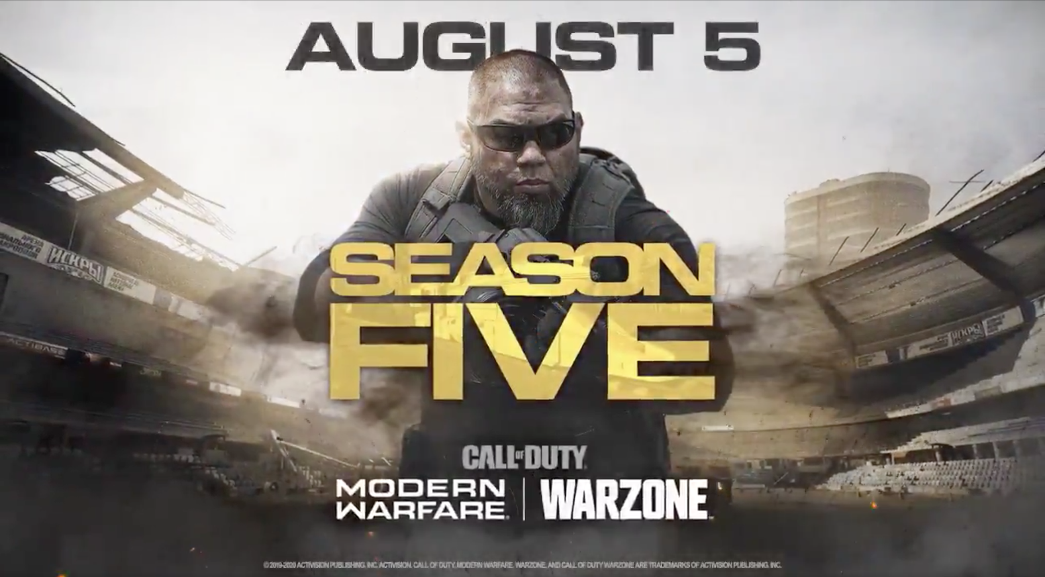 Call Of Duty Warzone Season 5 News On Twitter Set Your Alarms