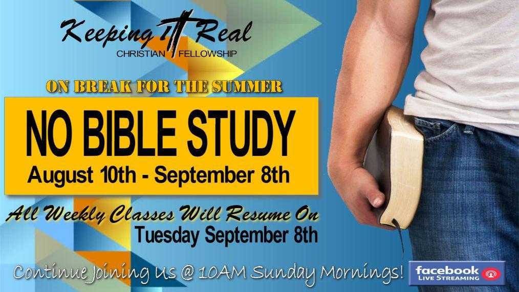 Keeping It Real Christian Fellowship