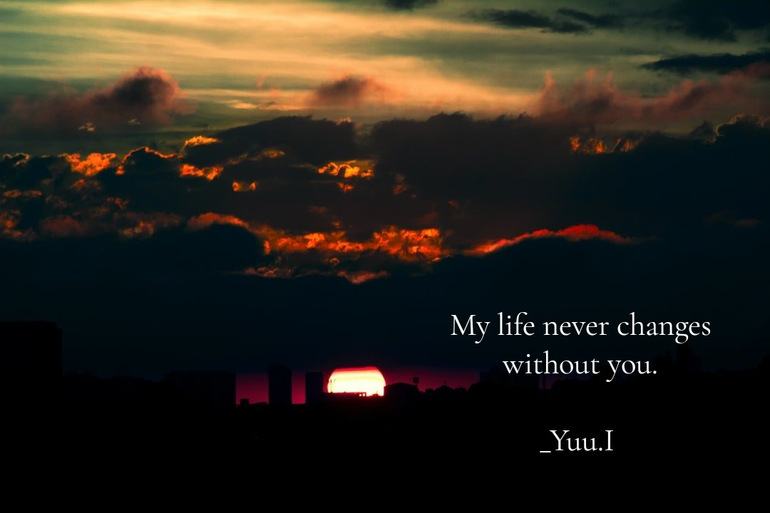 My life never changes without you.  #poet #poets #poem #poetry #poetrycommunity #poetrylovers #poetryisnotdead #amwriting #writing #WritingCommunity #WritingLife #writer #writerscommunity #writerslifepic.twitter.com/lnWvhAnWFM
