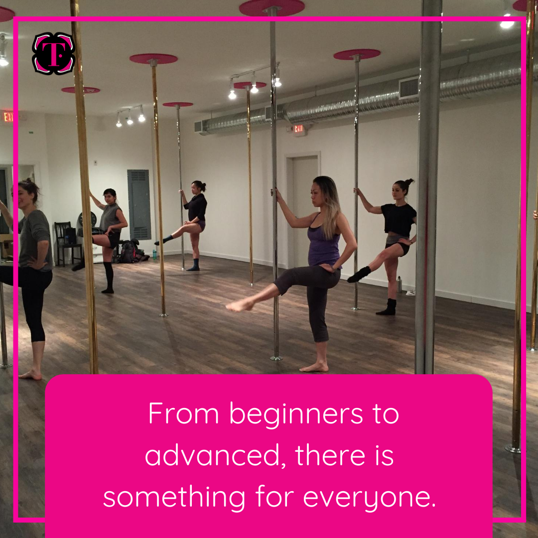 Tantra Tutorials has something for every level, whether you're just starting out, or have years of dance experience. #tantratutorials #fitness #poledance pic.twitter.com/Xwe0phNzyj