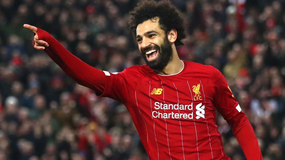Most PL Goals + Assists Over The Last 2 Seasons 🇪🇬 Mohamed Salah (59) 🇬🇦 Pierre-Emerick Aubameyang (52) 🏴 Jamie Vardy (50) 🇦🇷 Sergio Aguero (48) 🇸🇳 Sadio Mané (48) 🏴 Raheem Sterling (48)