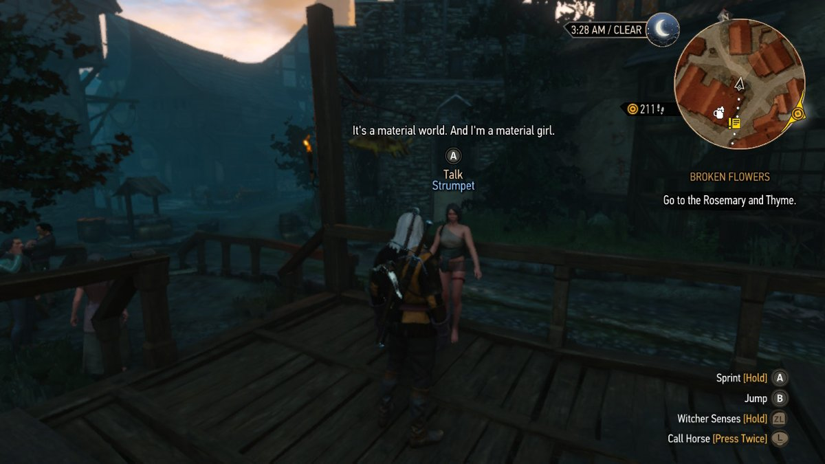 Music and film references I spotted #Witcher3 pic.twitter.com/XiN96s0p2b