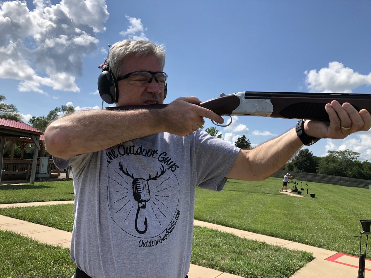 Jim, the newest member of the ODG trap team with his new @czusafirearms Redhead! @czusafieldsport #trapshooting pic.twitter.com/3psOfkNZI2