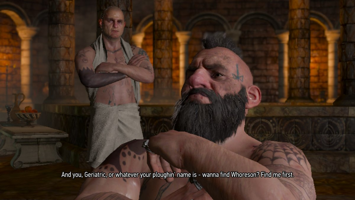 Things that made me laugh more than they should have #Witcher3 pic.twitter.com/oyzGY9X6Al