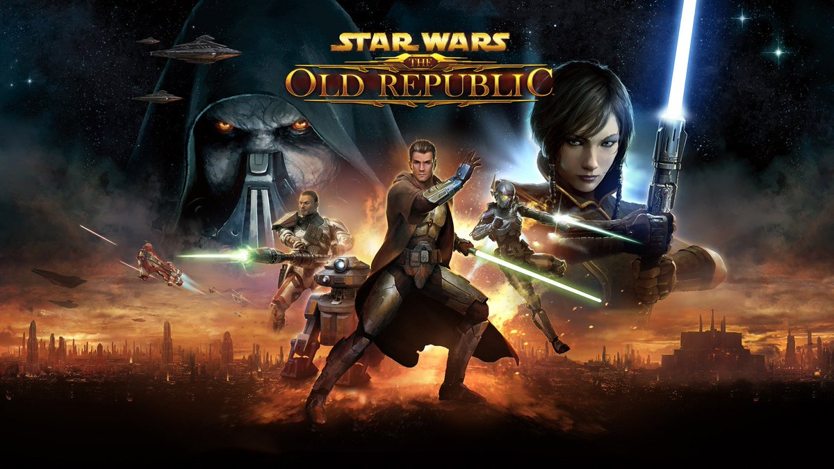 Join Paul tonight as he continues to forge his chunky boi character in the huge world of #StarWars #TheOldRepublic! 8pm BST https://www.twitch.tv/TheNearlyMen  #twitch #twitchtv #tswtor #twitchaffiliate #glasgow #scottish #gamingpic.twitter.com/xYpZz63DmK