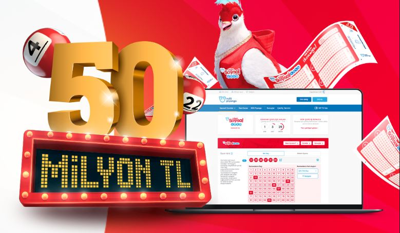 SAYISAL LOTO'DAN TAM 50 MİLYON TL! İŞTE KAZANDIRAN SAYILAR https://t.co/s03g2pGmQP https://t.co/Upx74eLY7D