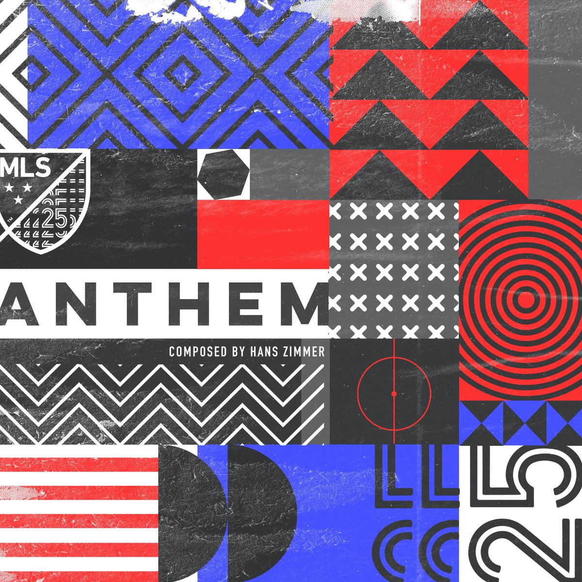 The new @MLS anthem is now available to stream on all music platforms. Congratulations to @LAFC fan @MarvinPMChavez for designing the winning album art – it brings my composition to a new level. Cheers to the league's 25th season. ⚽ https://t.co/29CkvOp0mj