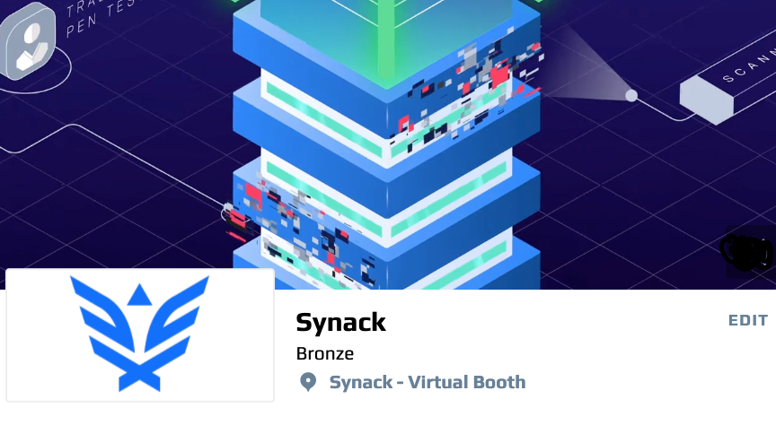 Happy #BHUSA! We're excited to virtually connect with you in the business hall. If you're registered, click the link to visit us, set meetings, or learn more about our continuous #pentesting solutions. Starting Wednesday you'll be able to chat live too! https://t.co/uGXxjrjPZJ https://t.co/wnmVPn8wvy